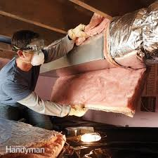 special duct wrap insulation keeps ducts dry and mold free