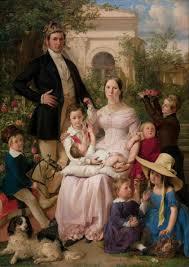 johann baptist reiter portrait of family schegar 1842 this poor mother