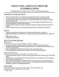 A Summary For A Resumes How To Write A Summary Of Qualifications Resume Companion