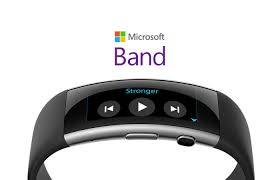 Microsoft Fitness Tracker Microsoft Band 2 Update Brings New Features To The Gps