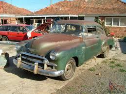 Chevrolet Fleetline 2 Door Fastback Project Driving CAR Original ...