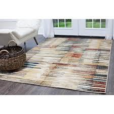area rugs home depot dynamix bazaar vibe multi 5 ft x 7 indoor rug 2