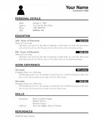 biodata and resume ten shocking facts about example of resume and biodata