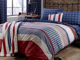 catherine lansfield stars and stripes double duvet set 22 50 room to grow