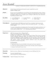 Resume Samples For Customer Service Representative Customer Service Rep Resume Samples Call Center Resume Call Center