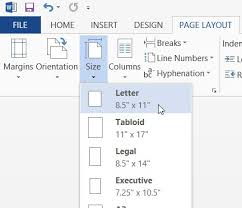 executive paper size why is my word document printing so small solve your tech