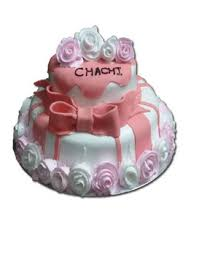 2 Tier Special Cake 1 At Rs 1500 Pound Birthday Cake Bakery