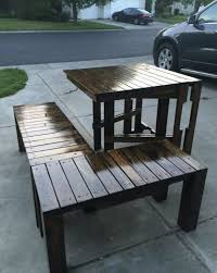 outdoor furniture made with pallets. Pallet Patio Furniture Outdoor Made With Pallets