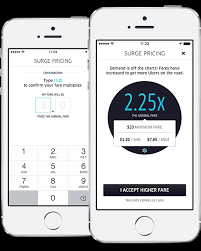 Uber Fare Chart Uber Warns Users Of New Years Eve Surge Pricing Cnet