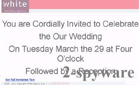 remove 'you are cordially invited to celebrate our wedding' virus You Are Cordially Invited To The Wedding Of 'you are cordially invited to celebrate our wedding' virus snapshot we cordially invite you to the wedding of