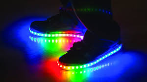new light up shoes
