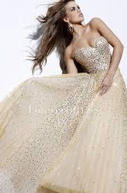 Pailletten elegantes trägerloses Tulle Ballkleid-Art -Abend-Kleid