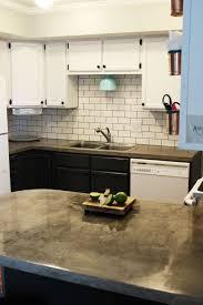 kitchen subway tiles project
