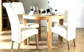 full size of set of 4 dining room table chairs 42 round sets for surprising cool