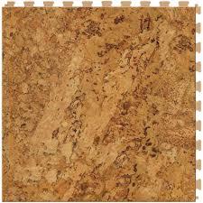 wood cork look vinyl tiles rubber floorore