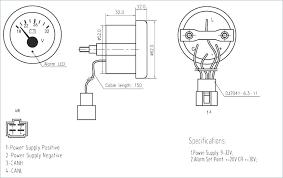 auto meter volt gauge wiring diagram auto wiring diagram