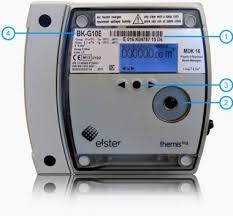 how a gas meter works how your gas smart meter works british gas business