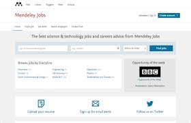 Can Mendeley Help You Find Your Next Job Mendeley Blog