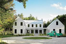 ten takes on the modern farmhouse white siding modern farmhouse