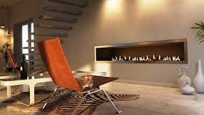 image of amazing ethanol fireplace insert