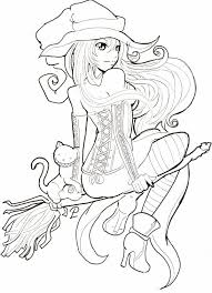 Small Picture Printable witch coloring pages ColoringStar