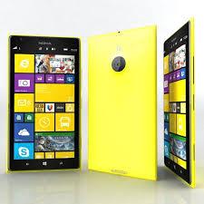 Nokia Lumia 1520 3D model MAX OBJ 3DS ...
