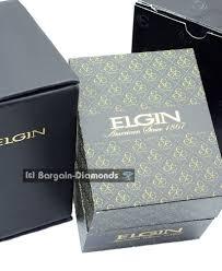 men s elgin gold tone business success dress watch black dial men s elgin gold tone business success dress watch black dial white cz bracelet 3 3 of 3 see more