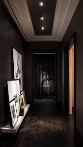 hotel hallway lighting. Love This Very Dramatic Hallway/Display.Using A Herringbone Design In The Flooring Breaks Up An Otherwise Boring Space. Hotel Hallway Lighting