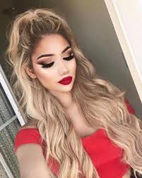 light brown bleached blonde mix no highlighted hair extensions clip in and bonded options a mive range with free uk delivery options