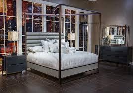 Metro Bedroom Furniture Lacks Metro Lights 4 Pc Queen Bedroom Set