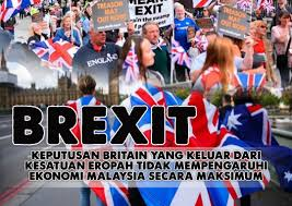 Image result for BREXIT KESAN NILAI POUND