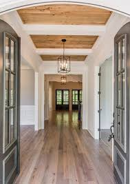 wood ceiling lighting. add wood to the tray ceiling for a more rustic farmhouse look lighting w