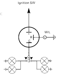 3 pin led flasher relay wiring diagram wiring diagram signal diagram turn flasher wiring under hood fuse box from