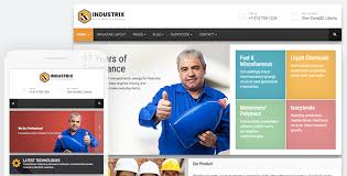 Website Templates Html5 Custom Industrix Industrial HTML28 Bootstrap Responsive Website Template