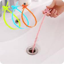 1pc bathroom tub drain cleaner hair wig removal clog tool