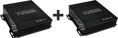 <b>Audio System</b> 6-Pack <b>X</b>--<b>ION</b>-<b>SERIES</b> 6-Channel package | ...all ...