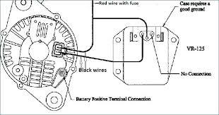 one wire wiring diagram best of one wire alternator wiring diagram 5 one wire wiring diagram one wire alternator wiring diagram ford unique alternator wiring diagram e wire
