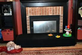 baby proof fireplace brick diy proofing