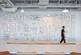 office wall art. airbnb culture wall art offices pinterest ideas walls and office spaces