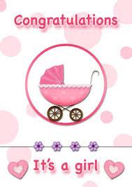 Free Printable Baby Cards  Myfreeprintablecardscom  Free Baby Shower Cards To Print