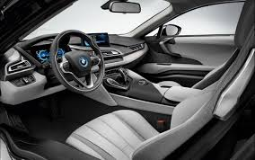 BMW Convertible 2014 bmw i8 cost : Official photos of BMW i8 leaked and the interior is, well, busy ...