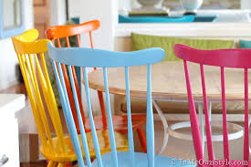 furniture paint sprayerFurniture Makeover Spray Painting Wood Chairs  In My Own Style
