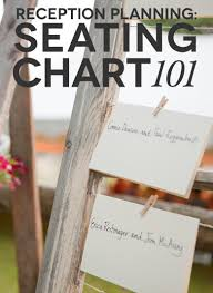 Digital Seating Chart Wedding Wedding Dilemma Assign A Seat Or Not