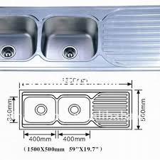 Useful Dimensions Of A Kitchen Sink Fabulous Inspirational Kitchen Small Kitchen Sink Dimensions