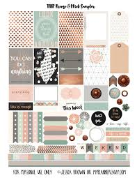 best sticker printables for free plan to love this life