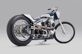 harley davidson xl1200 custom motorcycle by thrive