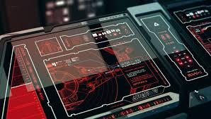 Star Wars Ui Design Star Wars The Force Awakens Fui Concepts New Order On