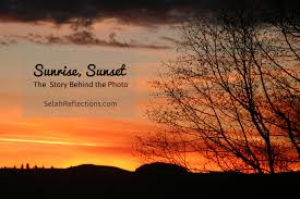 Quotes About Sunrise Impressive The Story Behind The Photo Sunrise Morning Selah Reflections