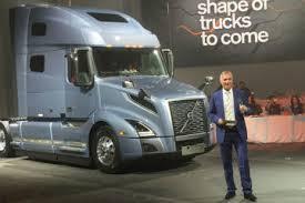 2018 volvo truck. plain volvo volvo unveils redesign of mainstay vnl longhaul truck  trucks intended 2018