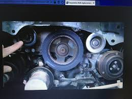 serpentine belt replacement maxima forums 2009 Nissan Maxima Engine Diagram Alternator 2009 Nissan Maxima Black